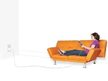 Lopard Lopard Apple iPhone Usb Lightning Hızlı Data Ve Şarj Kablosu 2.5M Renkli